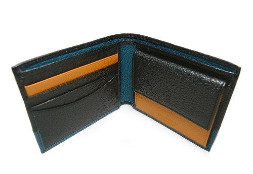 (ポールスミス) Paul Smith ゴートレザー 二つ折財布 PA-1023