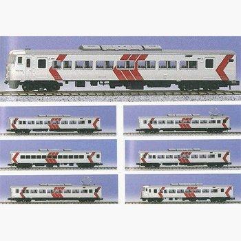 Nゲージ A4161 185系電車 試案塗装レッド