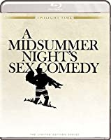 Midsummer Night's Sex Comedy [Blu-ray]
