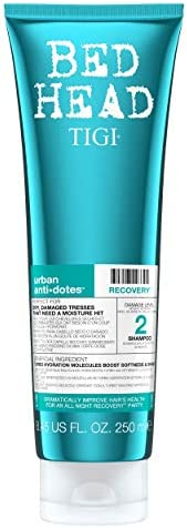 BED HEAD Urban Antidotes Shampoo Level 2 Recovery For Dry & Damaged Hair 2