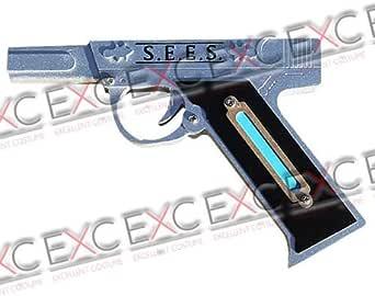 【コスプレ】ペルソナ3風 結城理(ゆうきまこと) タイプ 拳銃(模造) 召喚器 衣装 武器