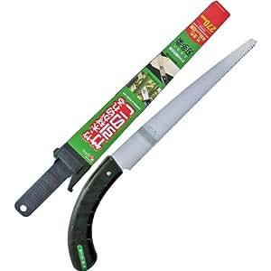 石鋸工業 サヤ付替刃式鋸 刃多楽 竹引のこ 270mm