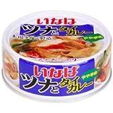 いなば食品 【ツナ】とタイカレー グリーン 125g缶詰 12個