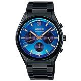 [セイコーウォッチ] 腕時計 ワイアード REFLECTION キラメキ Winter Limited AGAT743 メンズ ブラック