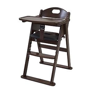 カトージ 木製ワイドハイチェア ステップ切り替...の関連商品2