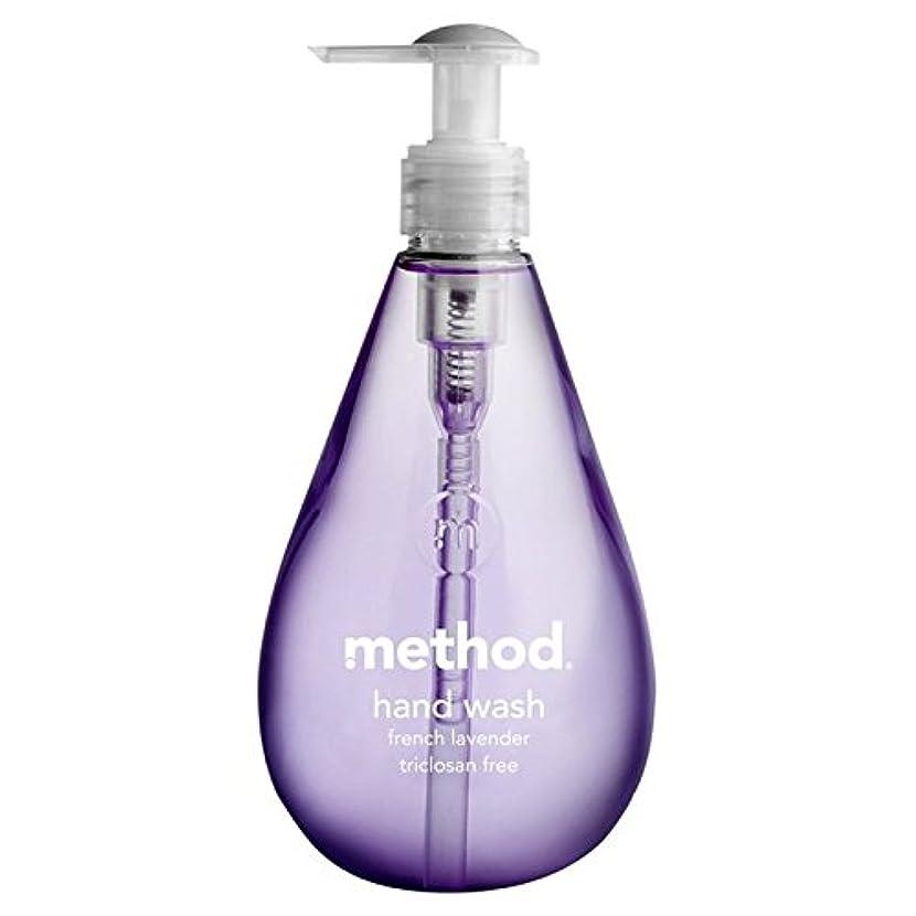 Method French Lavender Handsoap 354ml (Pack of 6) - メソッドフレンチラベンダーの354ミリリットル x6 [並行輸入品]