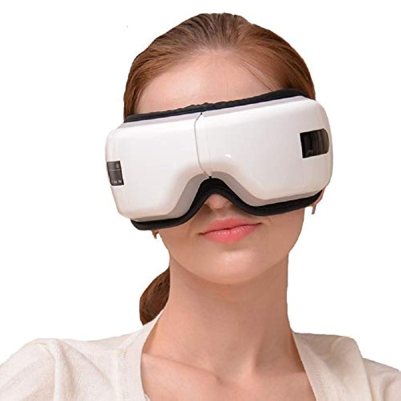 比率理解する仮装Ruzzy 弾性設計のハイエンドスタイリッシュ充電式スマートワイヤレスアイマッサージャー 購入へようこそ
