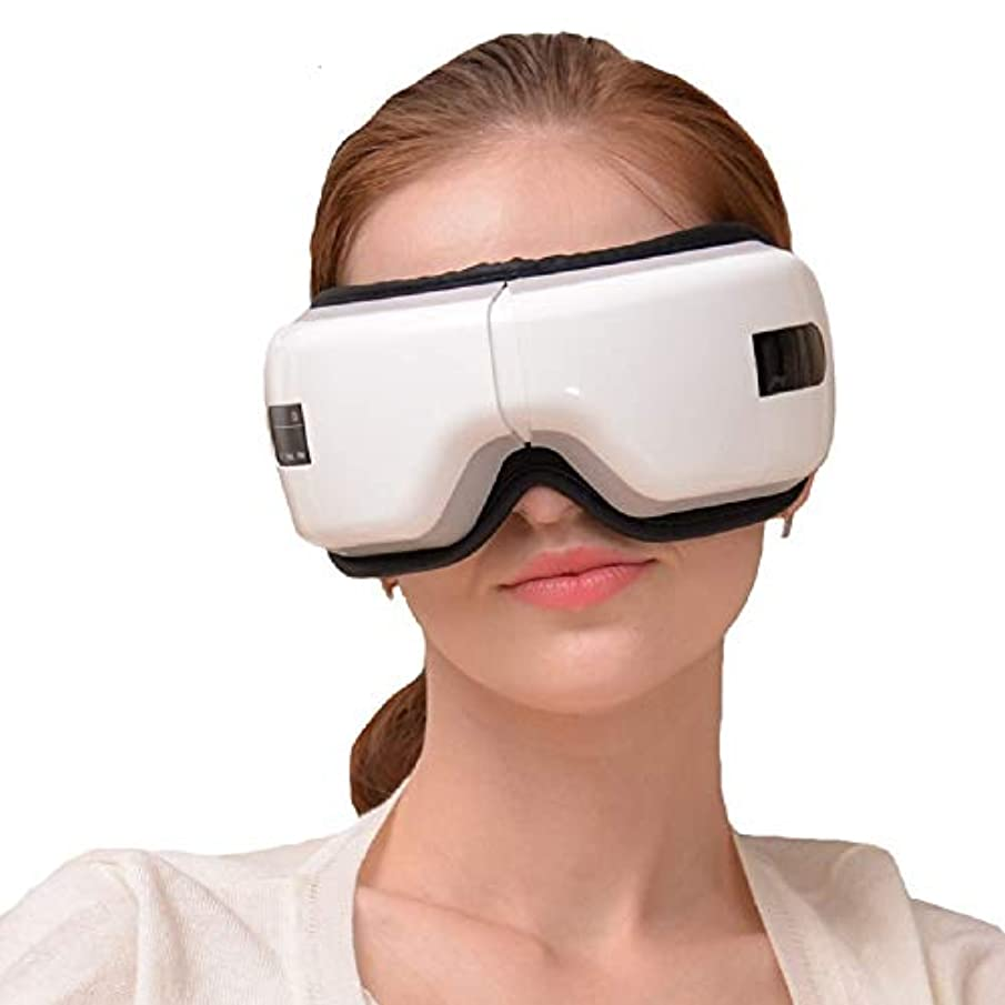 エッセンス大脳逆Meet now 弾性設計のハイエンドスタイリッシュ充電式スマートワイヤレスアイマッサージャー 品質保証