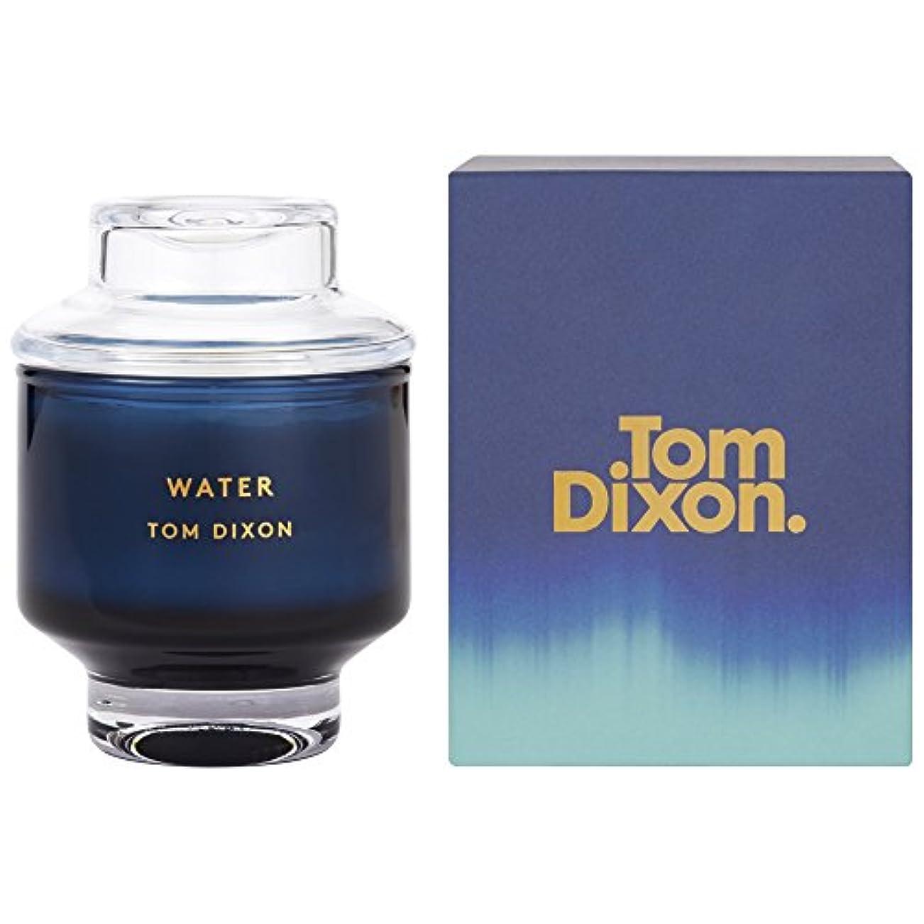 エンジニアたくさんつぶやきTom Dixon Water Scented Candle Medium - トム?ディクソン水の香りのキャンドル媒体 [並行輸入品]
