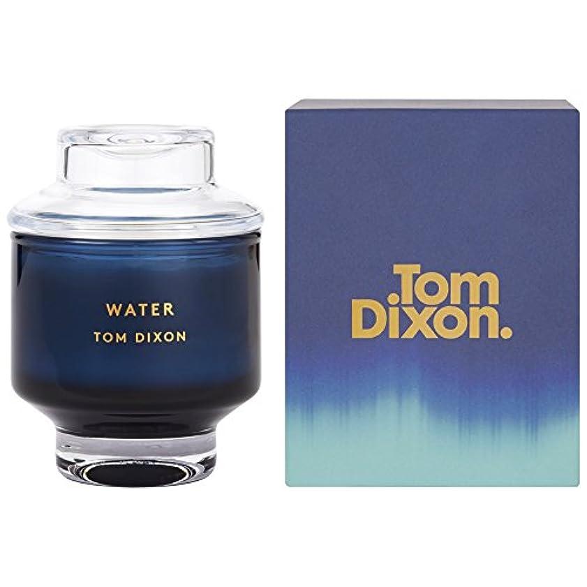 ペフ話をするその結果Tom Dixon Water Scented Candle Medium - トム?ディクソン水の香りのキャンドル媒体 [並行輸入品]