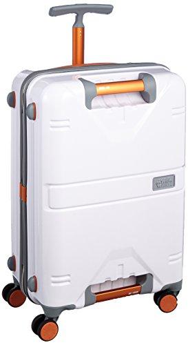 [シフレ] siffler(シフレ) スーツケース グリップマスター スターウォーズ 53L 3.5kg STARWARS STW2026-55 BB-8ホワイト/オレンジ (BB-8ホワイト/オレンジ)