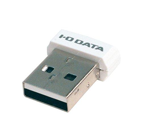 アイ オー データ機器 Wi-Fi規格 11ac 対応5GHz専用無線LAN子機 ホワイト WN-AC433UMW