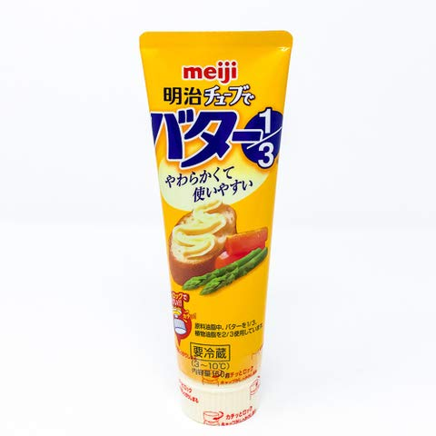 MC 北海道チューブでバター 160g 3個