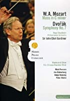 Noble Prize Concert : W.A. Mozart Mass in C Minor / Dvorak Sym No 7 [DVD]