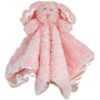 Stephan Baby Ultra Soft Cuddle Bud Blankie Bunnie, Pink by Stephan Baby [並行輸入品]