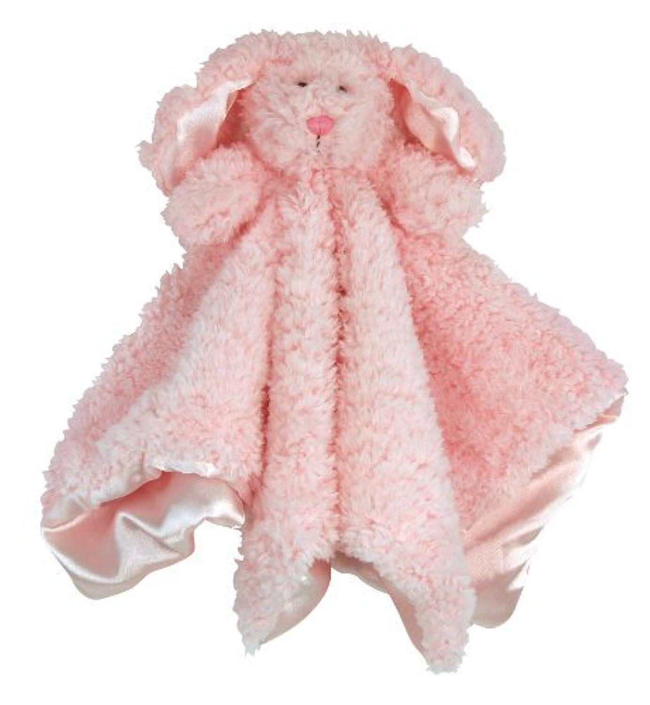 Stephan Baby Ultra Soft Cuddle Bud Blankie Bunnie, Pink by Stephan Baby [並行輸入品]