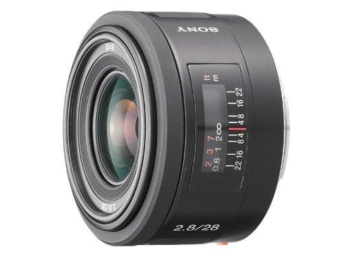 ソニー SONY 28mm F2.8 SAL28F28