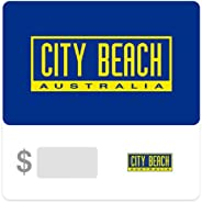 City Beach Gift Card - Delivered via email