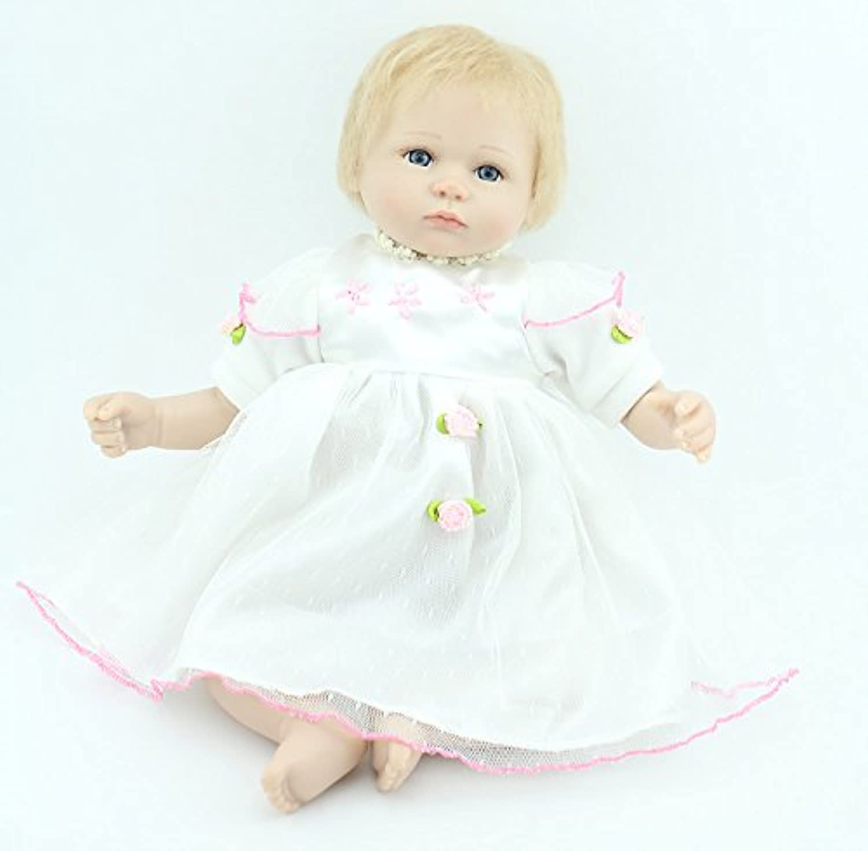 Funny House 45CM ベビードール  リボーンドール きせかえ人形  お人形 誕生日プレゼント新年プレゼント