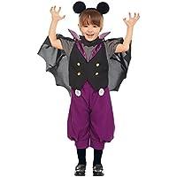 ディズニー ミッキー ヴァンパイア キッズコスチューム 男女共用 対応身長120cm-140cm