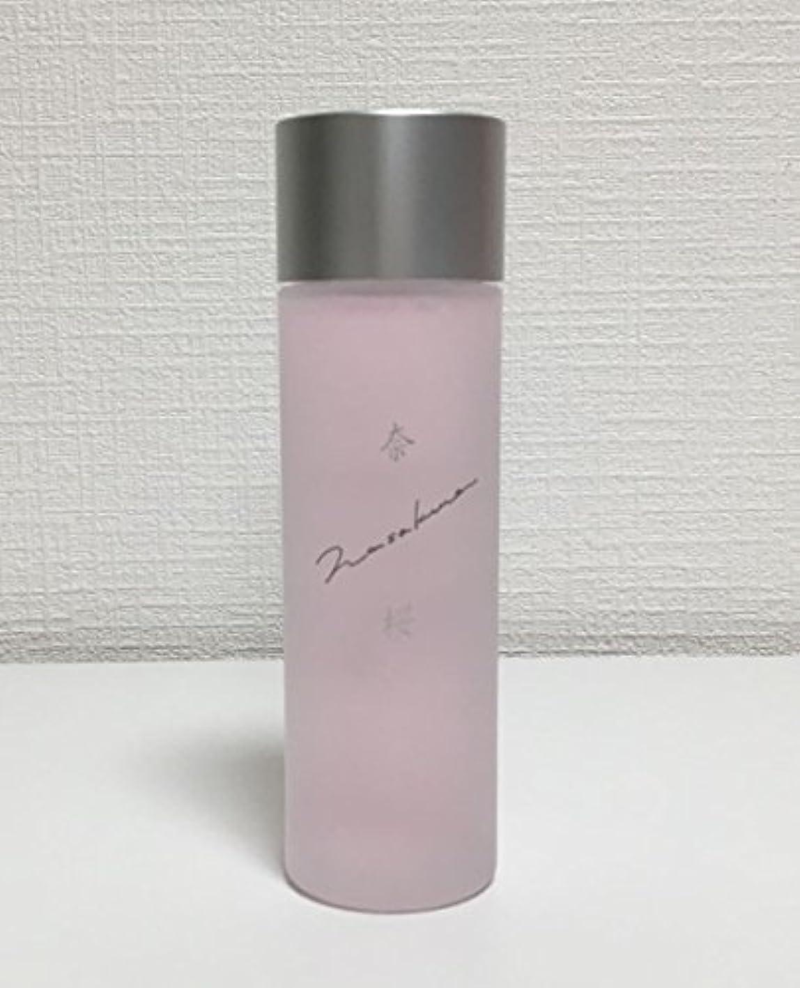 みぞれに沿って評決奈桜 化粧水 / nasakura lotion 100ml