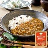 MCCレトルトカレー鶏ひき肉と豆の薬膳カレー180g