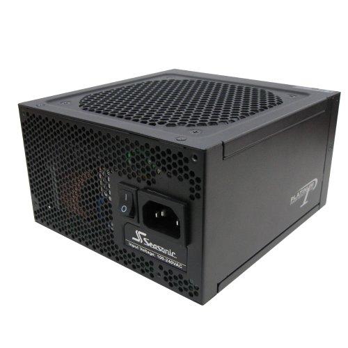 オウルテック 80PLUS PLATINUM取得 HASWELL対応 ATX電源ユニット 5年間交換保証 フルモジュラーケーブル Seasonic X Series 760W SS-760XP2