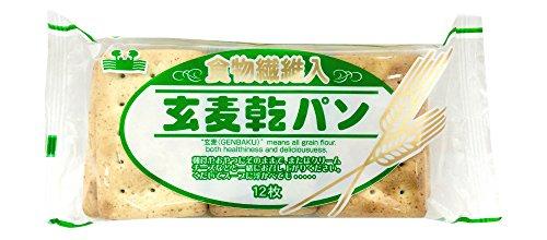 カニヤ 玄麦カンパン 12枚入