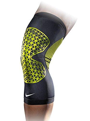 NIKE ナイキ NIKE Pro Combat Knee Sleeve 蛍光グリーン Bright Green NMS33023 海外直送/並行輸入品 SL