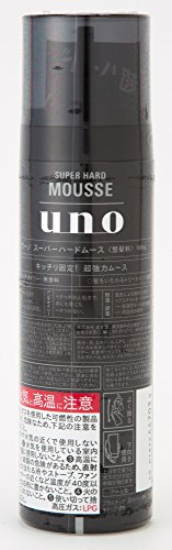 ウーノ スーパーハード ムース 180g