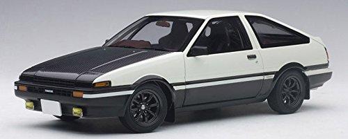 AUTOart 1/18 トヨタ スプリンター トレノ AE86 頭文字 D プロジェクトD ファイナルバージョン
