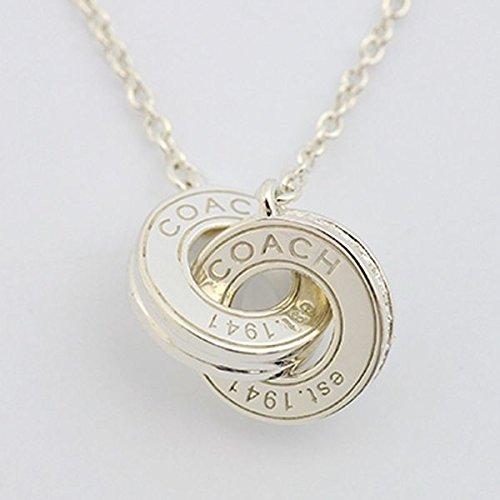 [해외]코치 목걸이 COACH 95993 병행 수입품/Coach necklace COACH 95993 Parallel import goods