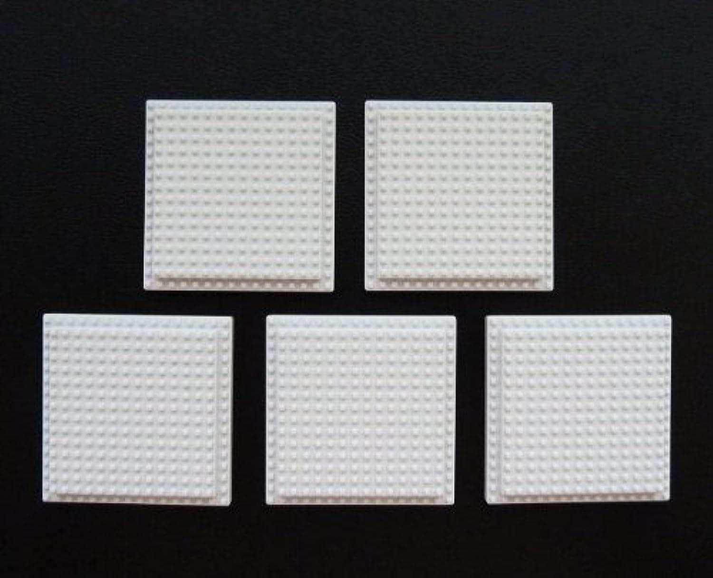 プラモブロック プレート ホワイトWH