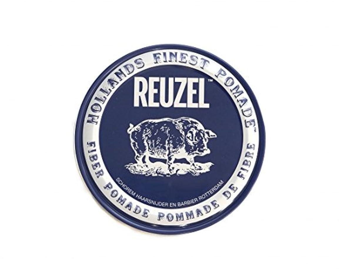 一般的な準拠にもかかわらずルーゾー REUZEL ファイバーポマード ネイビー 113g