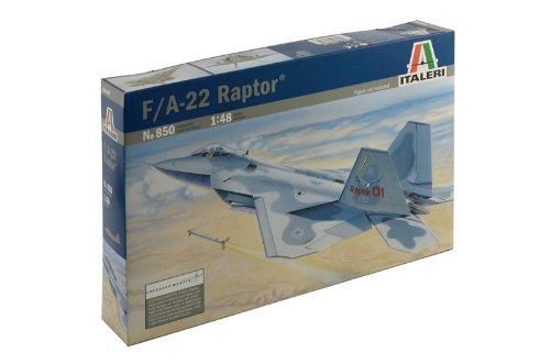 イタレリ 850 1/48 F-22ラプター