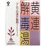 【第2類医薬品】ツムラ漢方黄連解毒湯エキス顆粒A 24包 ×5