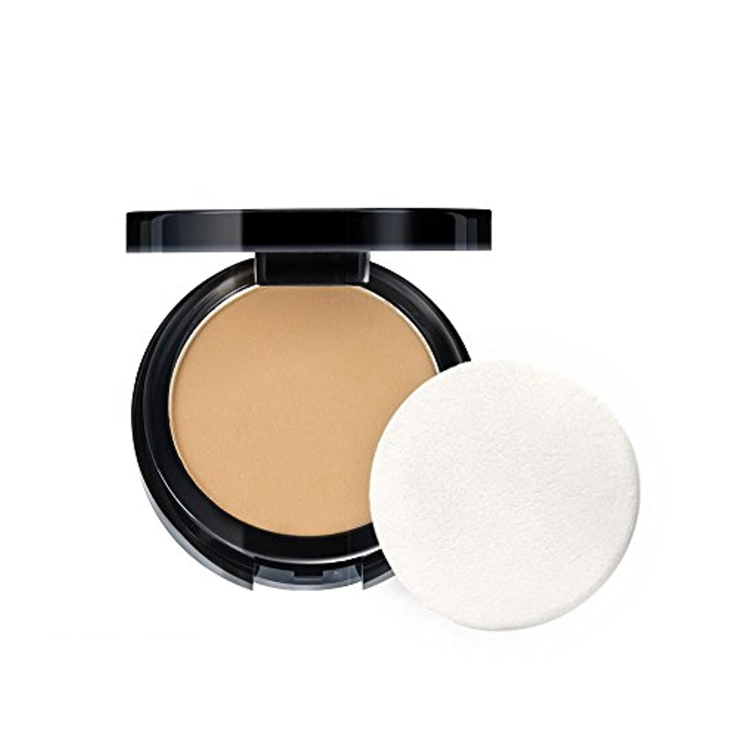 うなる生産的陽気な(3 Pack) ABSOLUTE HD Flawless Powder Foundation - Linen (並行輸入品)