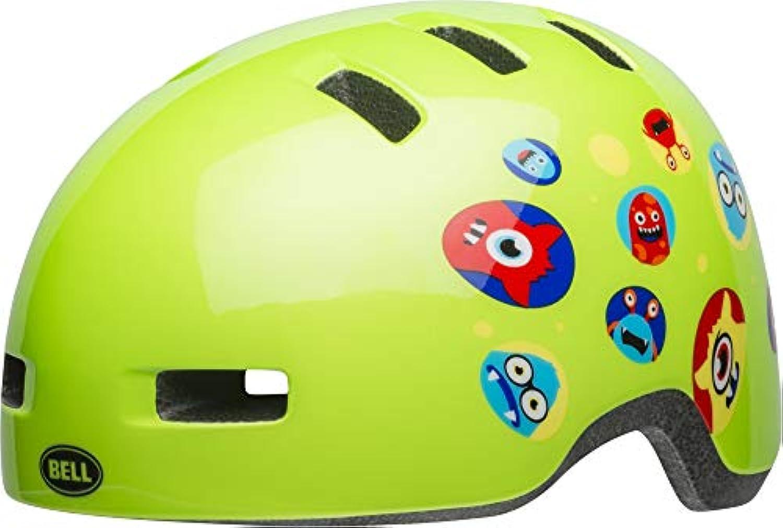 BELL(ベル) 自転車 サイクリング 子供 キッズ LIL RIPPER [リルリッパー グリーンモンスターズ UC 19] 7104360 7104360