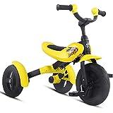 ファッション子供用自転車 軽量の耐震性の泡立つ車輪の子供1-3歳のトロイの赤ん坊のキャリッジ