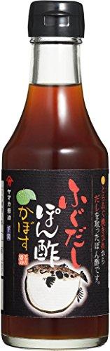 ヤマカ醤油 ふくだしポン酢かぼす風味 250ml