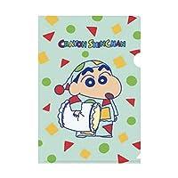 【クレヨンしんちゃん】A5クリアファイル(パジャマしんちゃん) KS-CF005