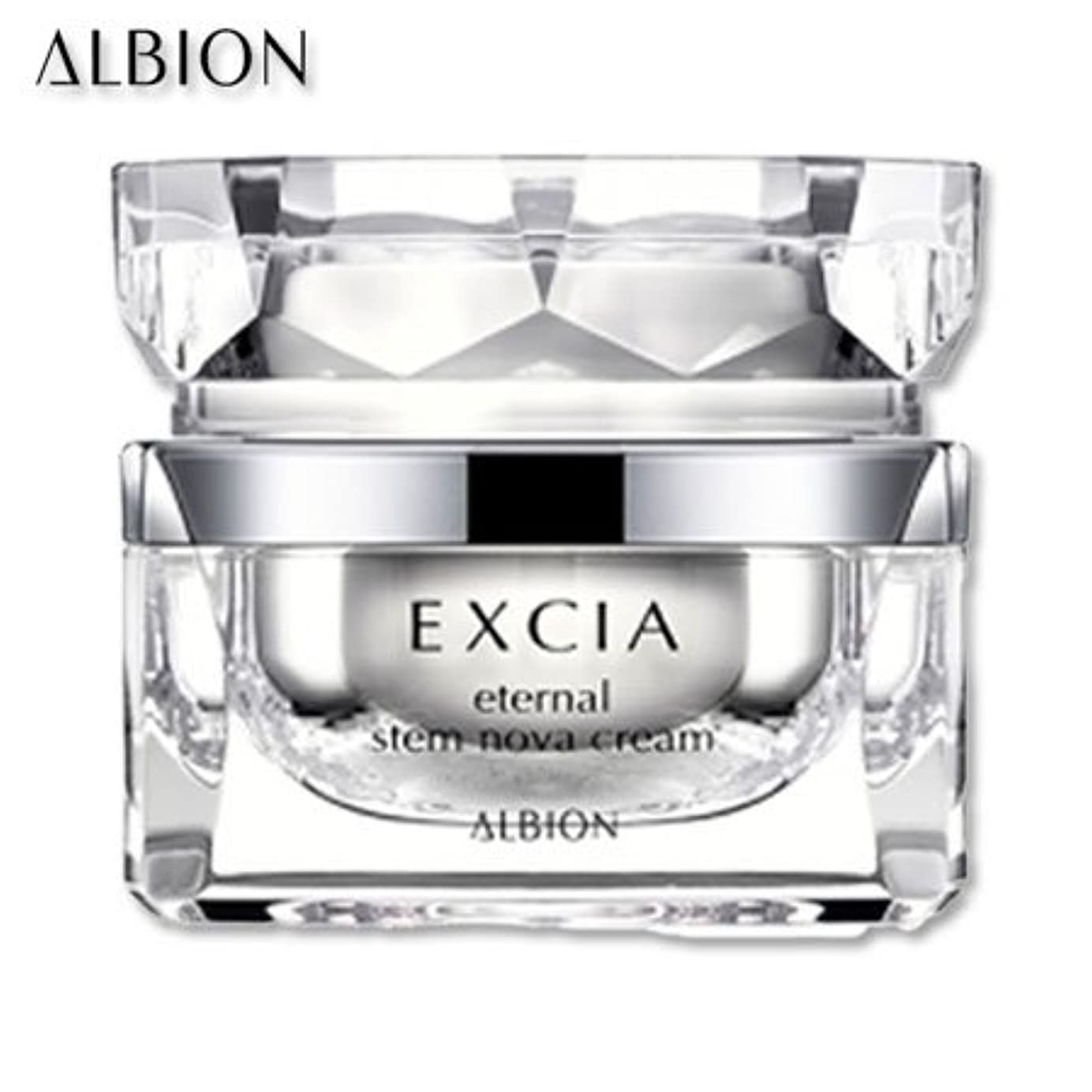 錫不規則なホースアルビオン エクシア AL エターナル ステム ノーヴァ クリーム 30g-ALBION-