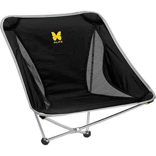 alite(エーライト) Monarch Chair モナーク チェア アウトドア キャンプ (並行輸入品) (Black)