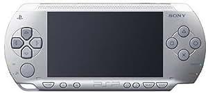 PSP「プレイステーション・ポータブル」 シルバー (PSP-1000SV) 【メーカー生産終了】