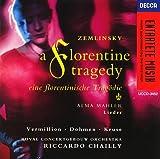 ツェムリンスキー:フィレンツェの悲劇