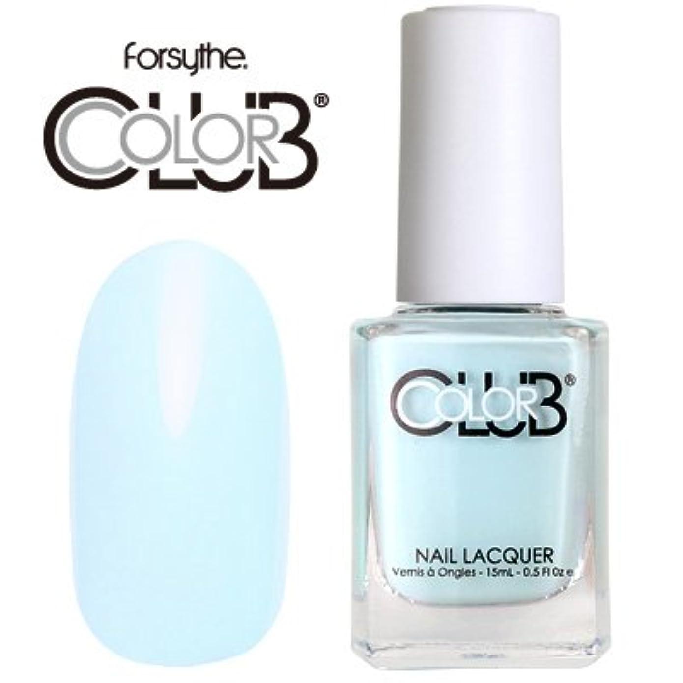 症候群汚れた誓約フォーサイス カラークラブ 878/Take Me to Your Chateau 【forsythe COLOR CLUB】【ネイルラッカー】【マニキュア】