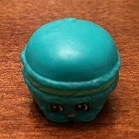 おもちゃ Shopkins ショップキンズ Season 3 #3-053 Teal Macca Roon (Rare) [並行輸入品]