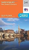 Shrewsbury (OS Explorer Map)