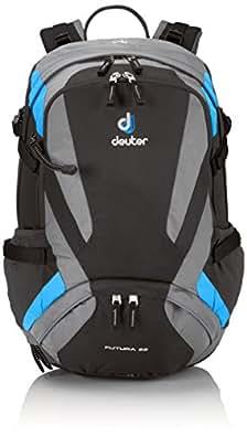 [ドイター] deuter フューチュラ 22 D34204 7490 (ブラック×チタン)