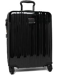 トゥミ バッグ TUMI 228007 D TUMI V3 INTL SLIM CARRYーON レディース スーツケース・キャリーバッグ 無地 BLACK 黒 [並行輸入品]